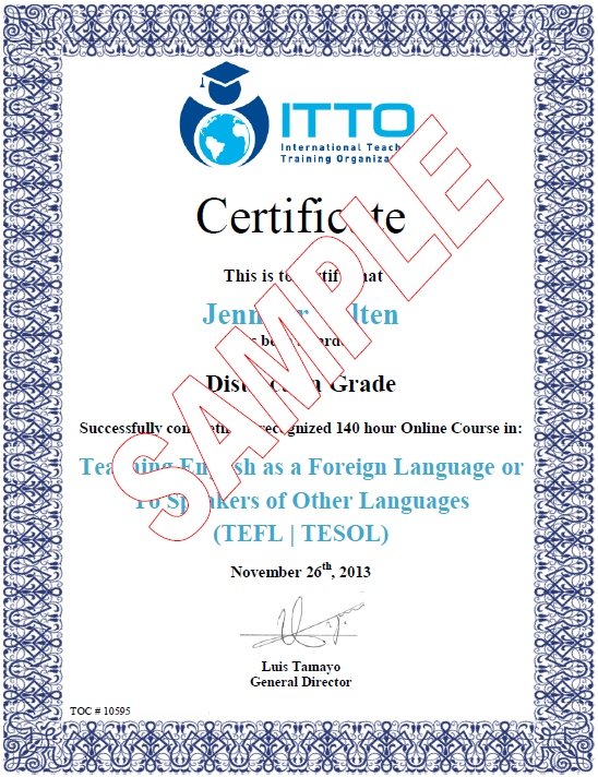 Attractive See Sample Certificate  Certificate Of Recommendation Sample