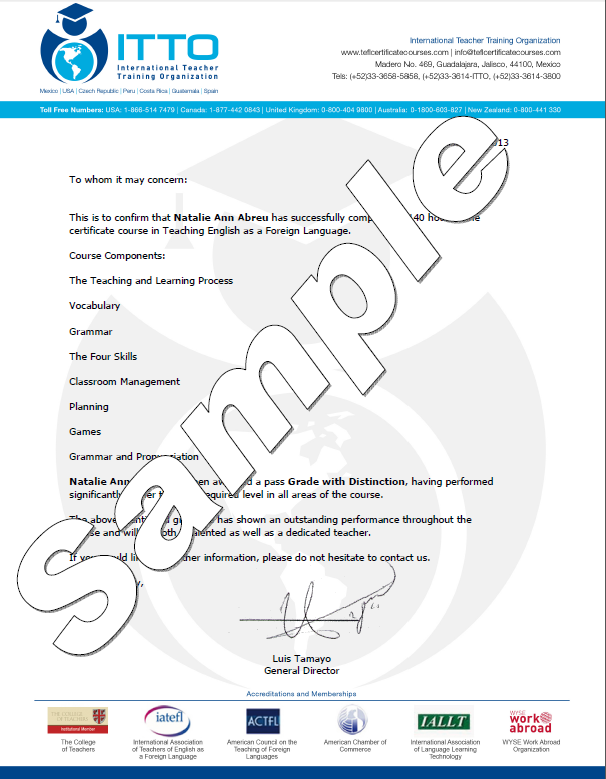 Doc694951 Certificate of Recommendation Sample Recommendation – Certificate of Recommendation Sample